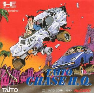 Taito Chase H.Q.