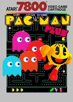 Pac-Man Plus 320