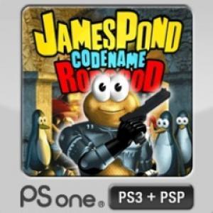 James Pond 2: Codename: Robocod (PSOne Classic)