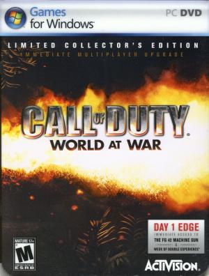 Call of Duty: World at War (Limited Collector's Edition)