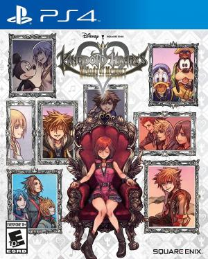 Kingdom Hearts: Melody of Memories