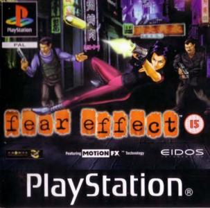 Fear Effect (PAL)