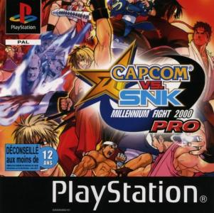 Capcom vs SNK Millenium Fight 2000 Pro