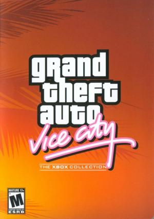 Grand Theft Auto: Vice City [The Xbox Collection]
