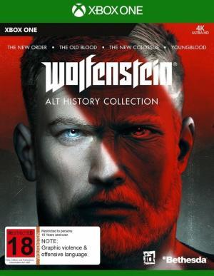 Wolfenstein Alt History Collection (PAL)