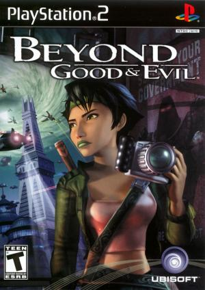 Beyond Good And Evil/PS2