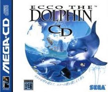 Ecco The Dolphin CD (JPN) cover