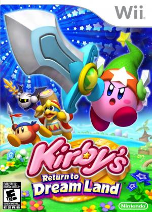 Cheapest price to Buy Kirby's Return To Dream Land on the