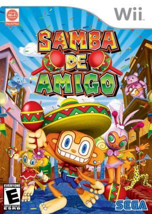 Samba de Amigo/Wii