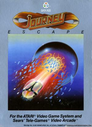 Journey Escape/Atari 2600