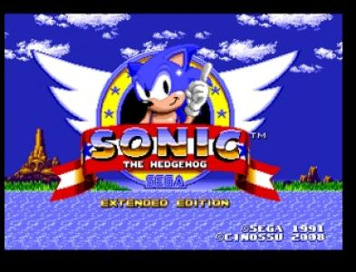 Sonic 1 extended edition