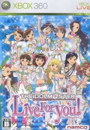 The Idolm@ster: Live for you! (JPN)