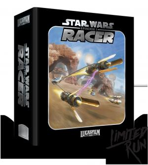 Star Wars Episode I: Racer Premium Edition