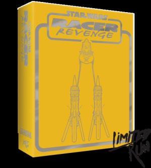 Star Wars Racer Revenge Premium Edition