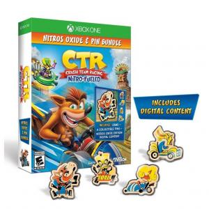 Crash Team Racing Nitro-Fueled Nitros Oxide and Pin Bundle
