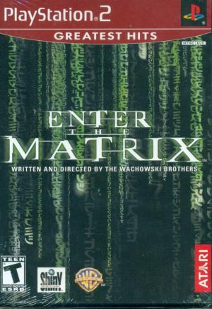 Enter the Matrix [Greatest Hits]