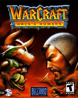 Warcraft Orcs & Humans/PC