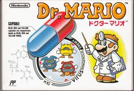 Dr. Mario (JPN) cover