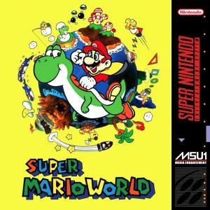 Super Mario World (MSU-1) cover