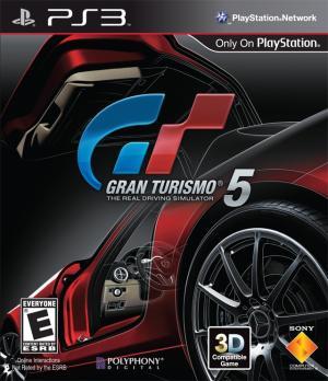 Gran Turismo 5/PS3