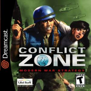 Conflict Zone/Dreamcast