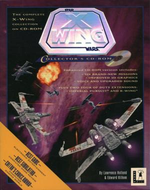 Star Wars X-Wing Collector's CD-Rom