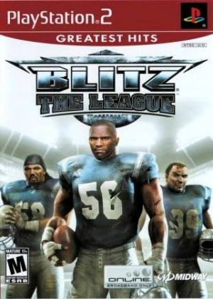Blitz: The League (Greatest Hits)