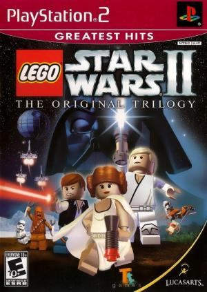 LEGO Star Wars II: The Original Trilogy (Greatest Hits)