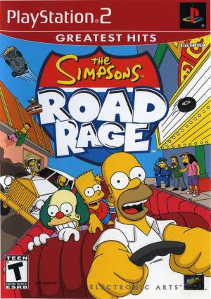 The Simpsons: Road Rage (Greatest Hits)