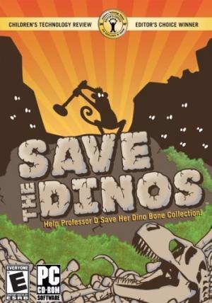 Save the Dinos