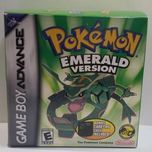 Pokemon Emerald [Case Bundle]