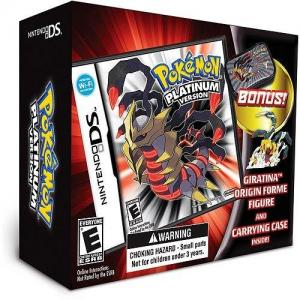 Pokemon Platinum [Figure Bundle]