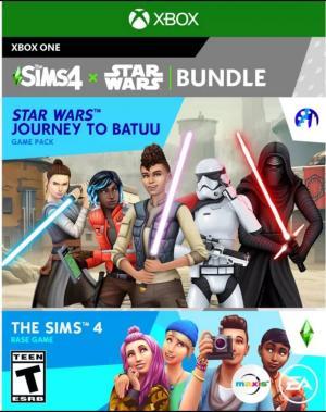 The Sims 4 + Star Wars Journey to Batuu Bundl