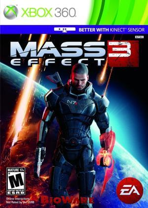 Mass Effect 3 (Francais Seulement) / Xbox 360