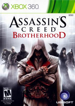 Assassin's Creed Brotherhood/Xbox360