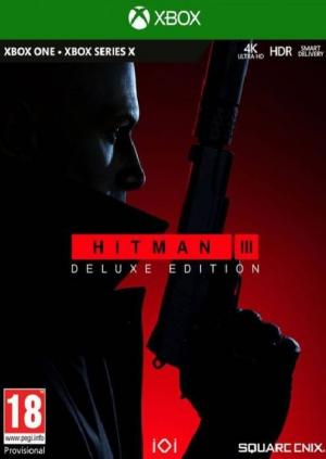 Hitman 3 [Deluxe Edition]