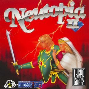 Neutopia II/Turbo Grafx 16