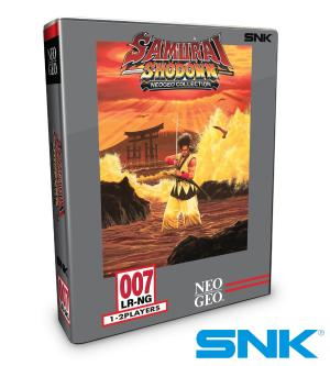 Samurai Shodown NEOGEO Collection Classic Edition