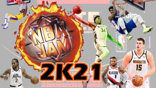 NBA Jam 2K21