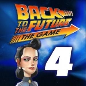 Back to the Future: Episode 4 - Double Visions