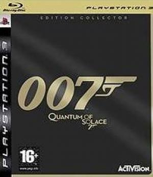 007: Quantum of Solace Collector's Edition