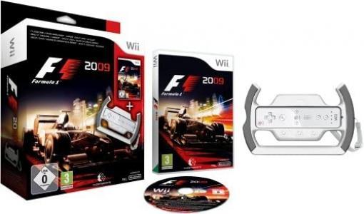F1 2009 Steering Wheel Bundle