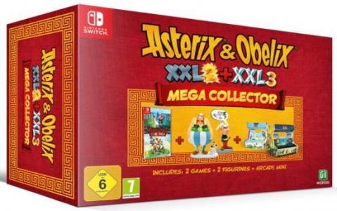Asterix & Obelix XXL 2 + XXL 3 Mega Collector