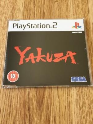 Yakuza Promo Copy