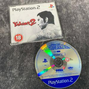 Yakuza 2 Promo Copy
