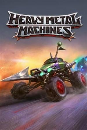 Heavy Metal Machines