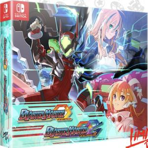 Blaster Master Zero 1 & 2 Collector's Edition