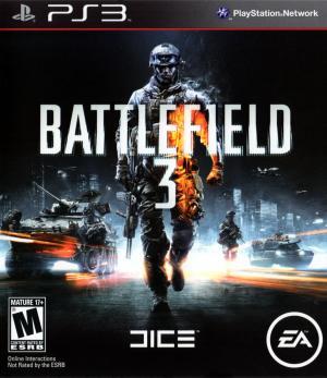 Battlefield 3/PS3