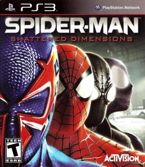 Spider-Man Shattered Dimensions/PS3