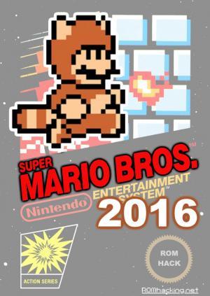 Super Mario Bros. 2016 cover